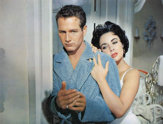 Delightful Movie Review U2013 Cat On A Hot Tin Roof (1958)